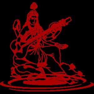 Saraswati Visarjan
