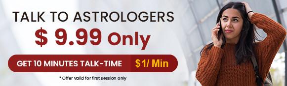Talk To Astrologer