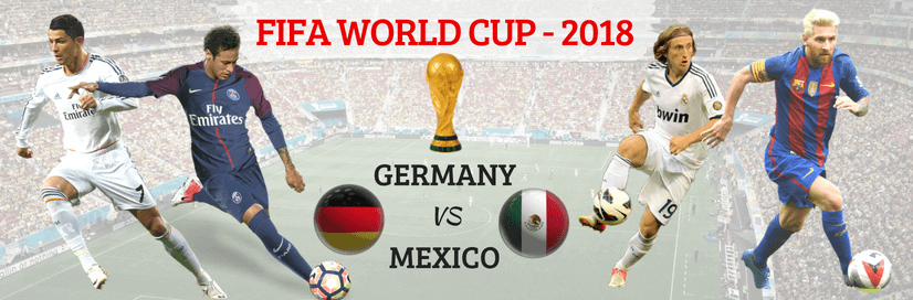 Who Will Win The Football Match Today (Germany VS Mexico)