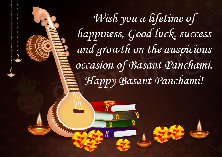 Happy Basant Panchami Wishes and Greetings images