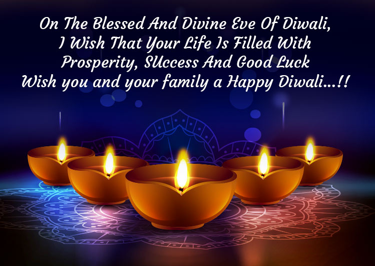 Happy Diwali SMS Messages