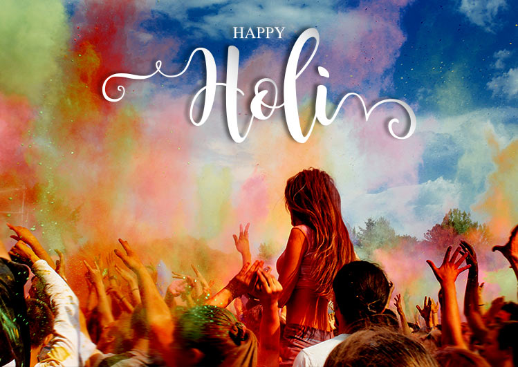 Happy Holi Greetings