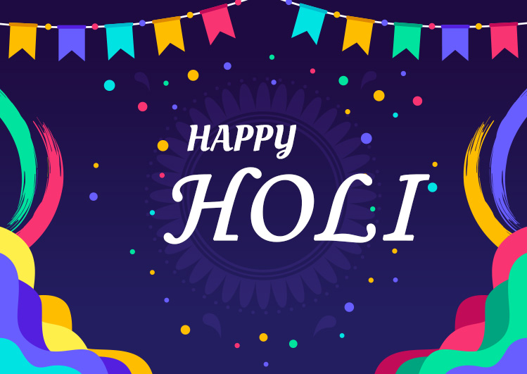 Happy Holi Wishes For Friends And Family