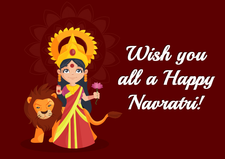 Happy Navratri Images Greetings