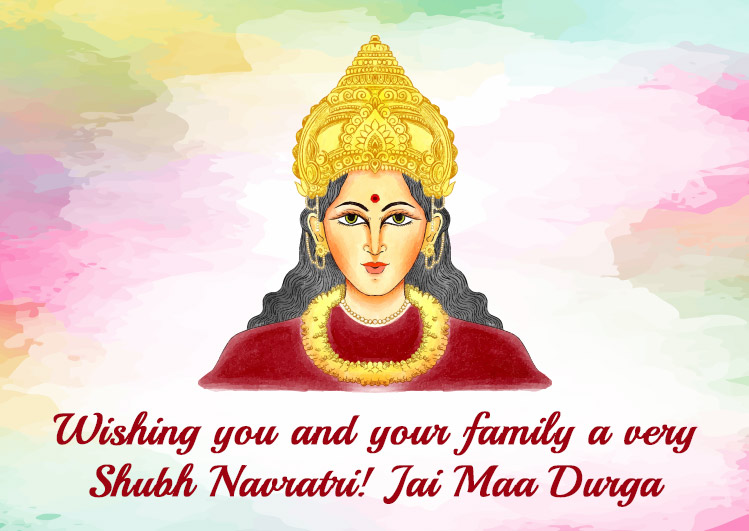 Happy Navratri Images for Facebook Status