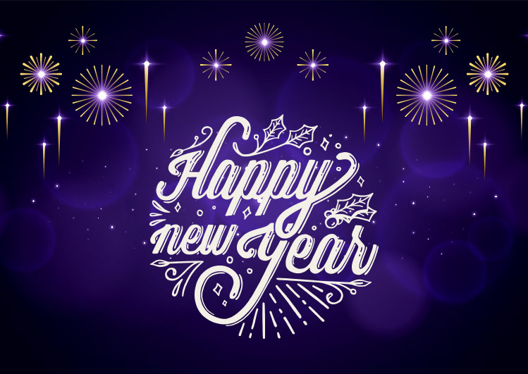 Happy New Year Wishes and Greetings Messages 2021