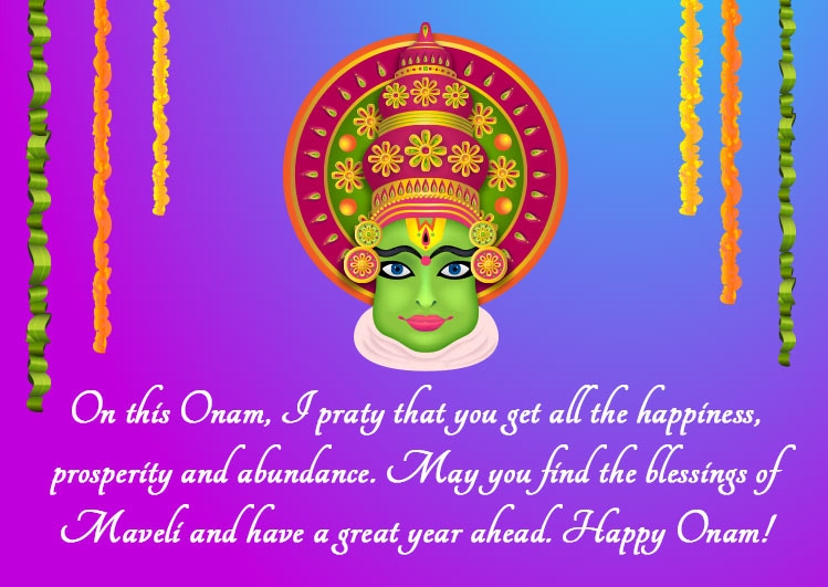 happy onam wishes greetings