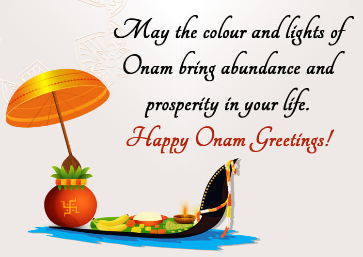 happy onam wishes images