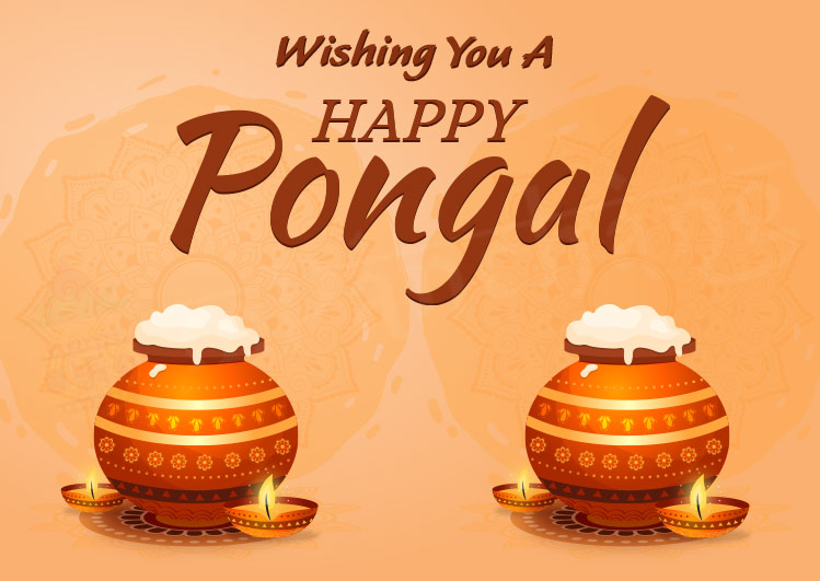 Happy Pongal Wishes Messages 2021