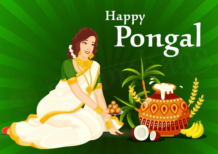 Happy Pongal Wishes 2021