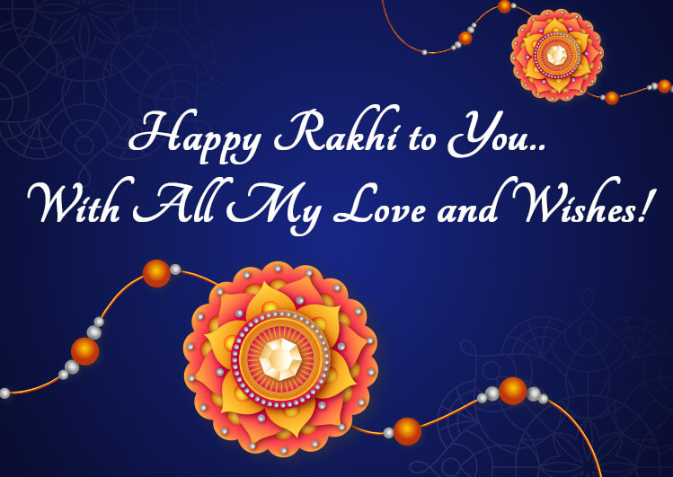 Happy Raksha Bandhan facebook wallpaper status photos
