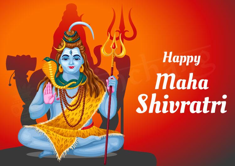 Happy mahashivratri status