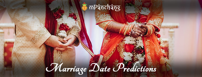 Will calculator when married you get Marriage Astrology