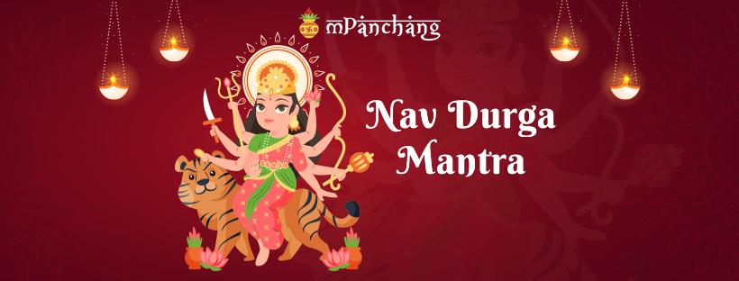 Best Navratri Mantra for Nav Durga