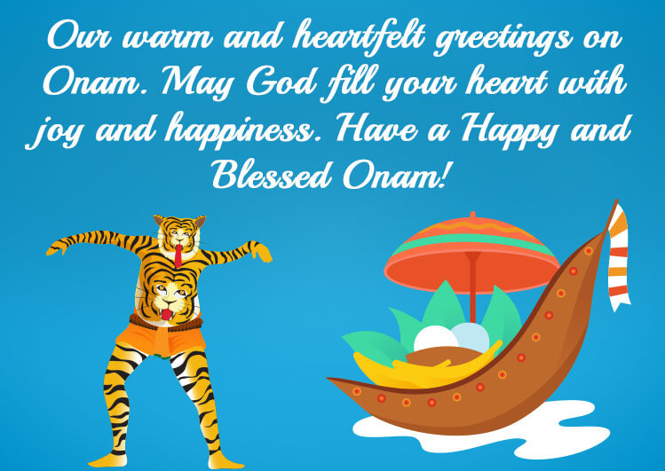 happy onam images for status