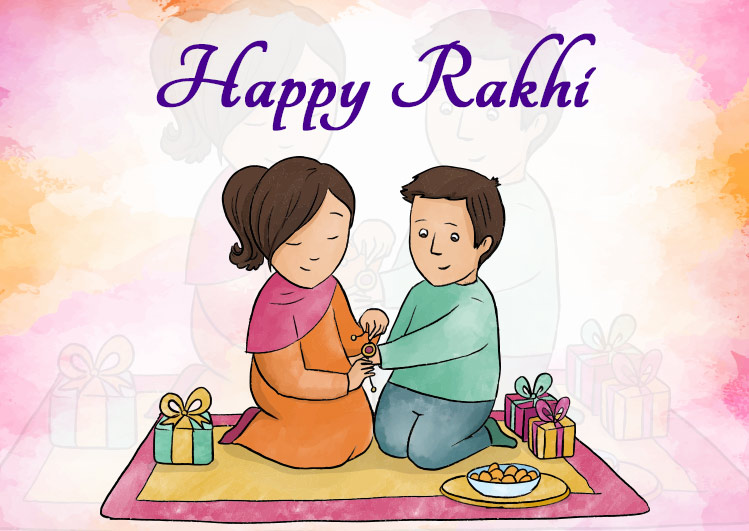 Happy Raksha Bandhan Pictures for Status