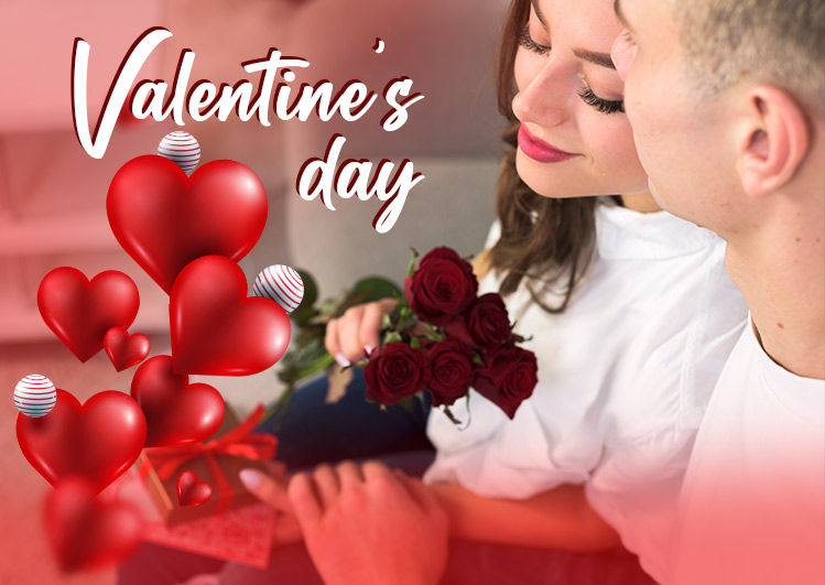 Message boyfriend valentines tagalog for Valentine's Day