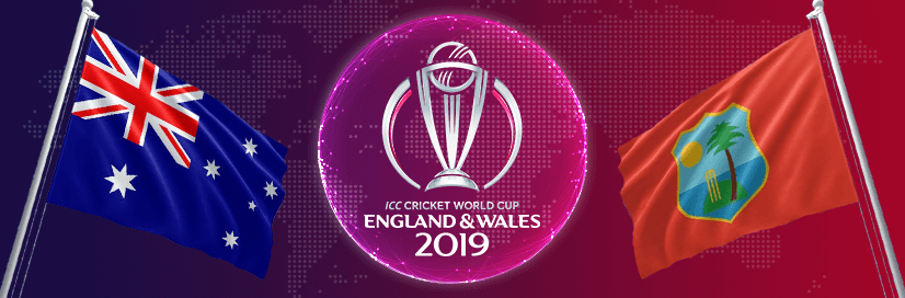AUSTRALIA vs WEST INDIES WORLD CUP MATCH PREDICTION