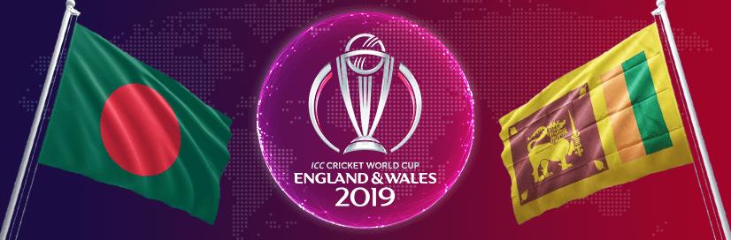 BANGLADESH VS SRI LANKA WORLD CUP MATCH PREDICTION