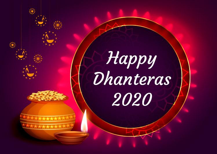 happy dhanatrayodashi wishes images and photos