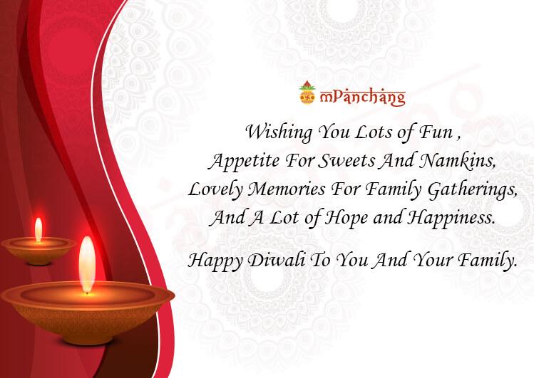 Whatsapp Diwali Status