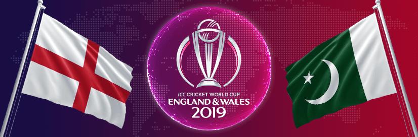 ENGLAND VS PAKISTAN WORLD CUP MATCH PREDICTION