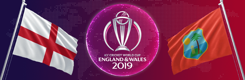 ENGLAND VS WEST INDIES WORLD CUP MATCH PREDICTION