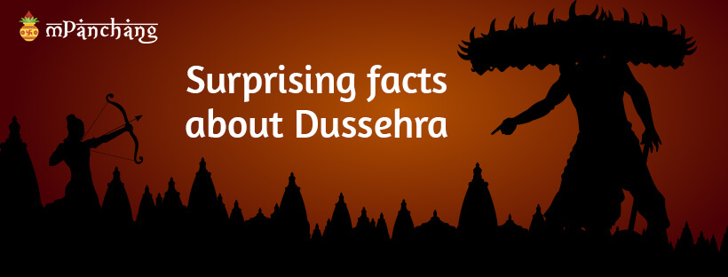 Surprising facts about Dussehra