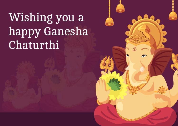 ganesh chaturthi status image