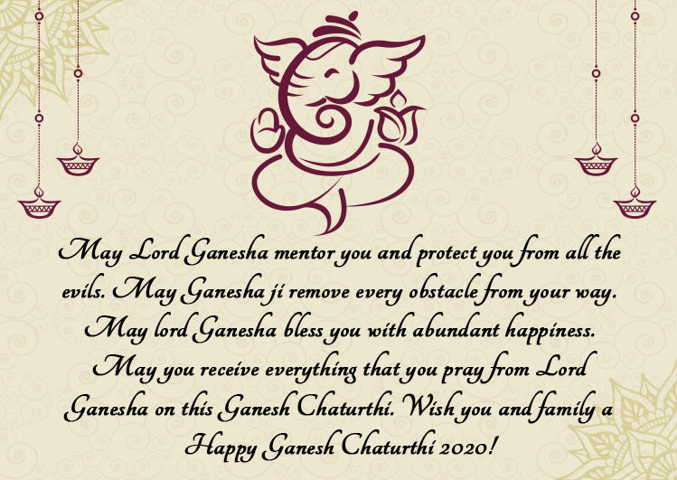 happy ganesh chaturthi quotes in english