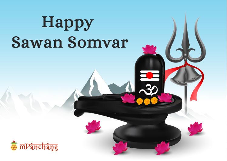happy Sawan Somvar wishes photo 2021