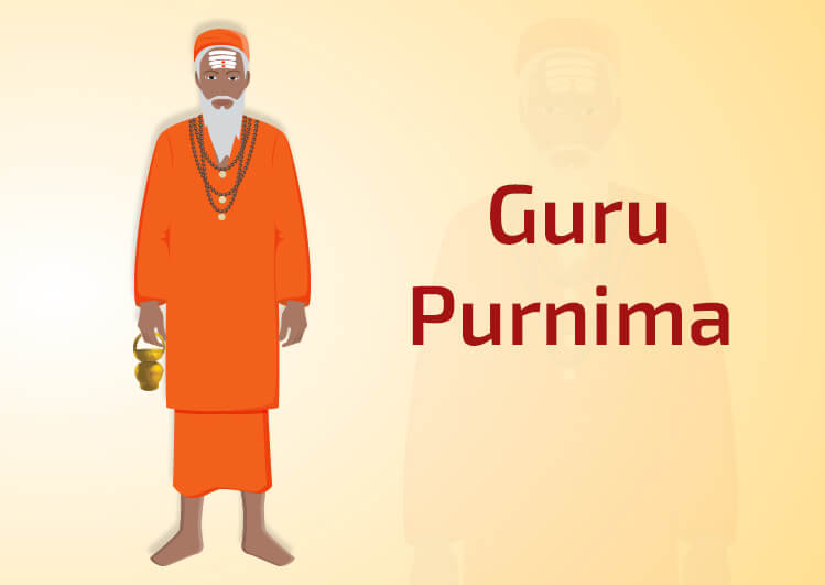 Happy Guru Purnima wishes for all