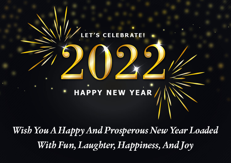 2021 New Year Wishes and Greetings Images
