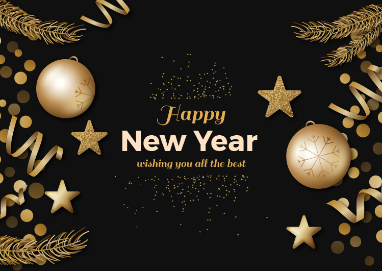 happy new year messages images for friends