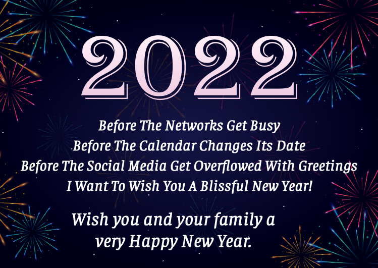 2021 New Year Quotes and Whatsapp Status
