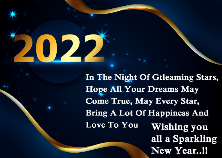 New Year Captions Images 2021