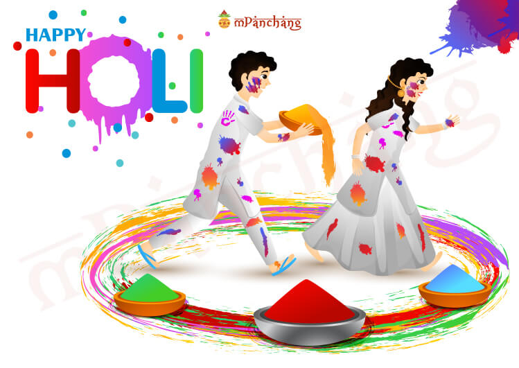 Happy Holi Images for Facebook and Whatsapp status