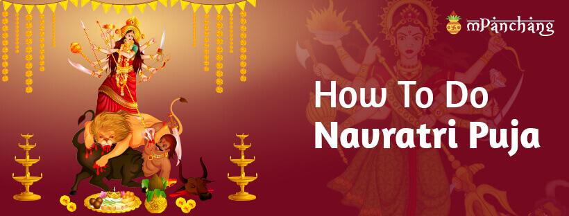 How To Do Navratri Puja