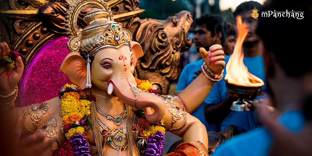 Ganesh Chaturthi festival in Hyderabad