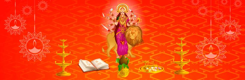 Navdurga Kalash Sthapna in Ashvin Hindu Month