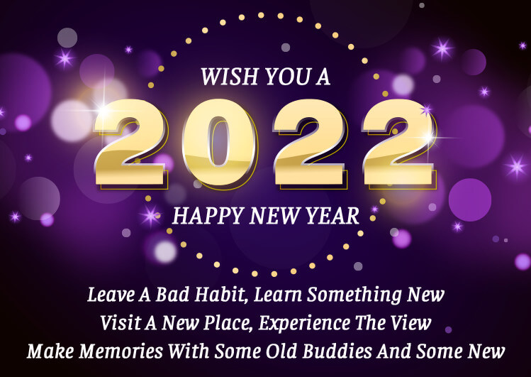 New Year Motivational Quotes Images 2021