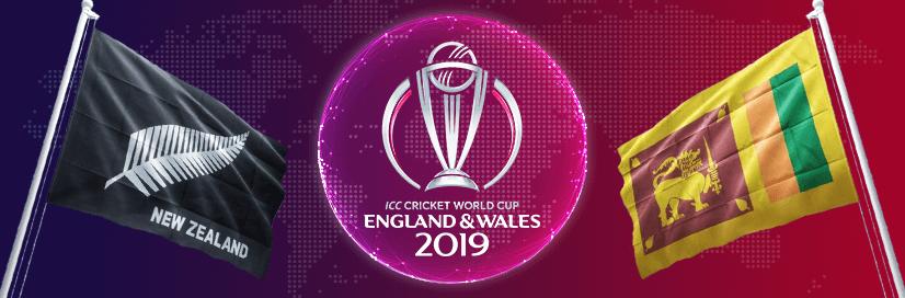 SRILANKA VS NEW ZEALAND WORLD CUP MATCH PREDICTION