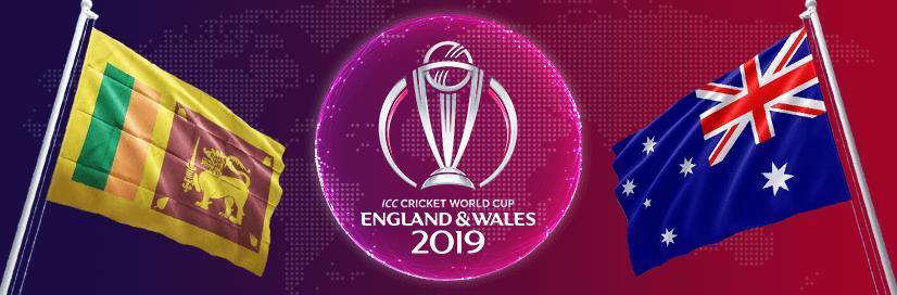 SRI LANKA Vs AUSTRALIA WORLD CUP MATCH PREDICTION