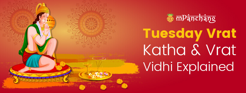 Tuesday Vrat Katha and Vrat Vidhi Explained