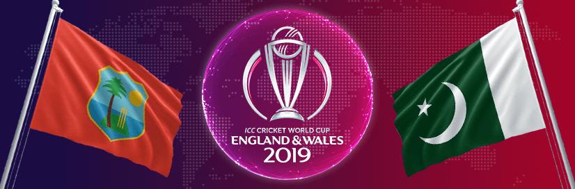 WEST INDIES VS PAKISTAN WORLD CUP MATCH PREDICTION