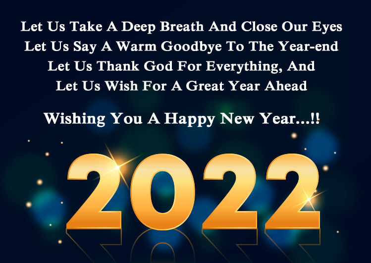 New Year 2021 Quotes For Friends Images